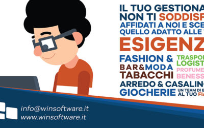 Il software gestionale